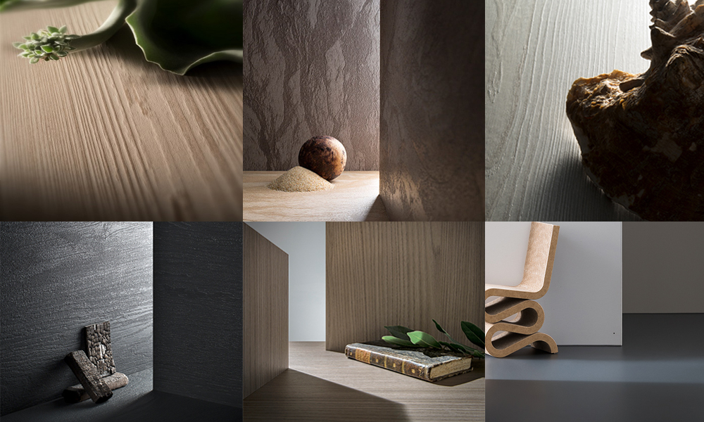 Beautiful wall cladding of different styles