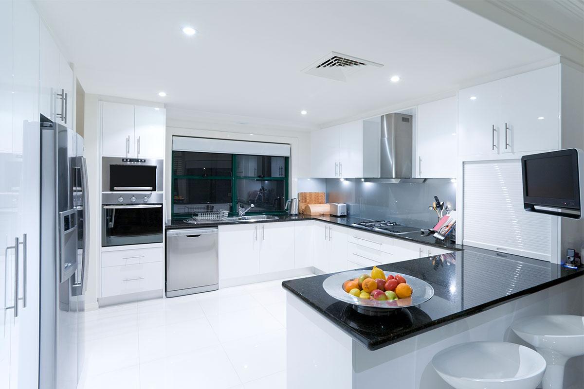 Luxury Modern Kitchen Designer