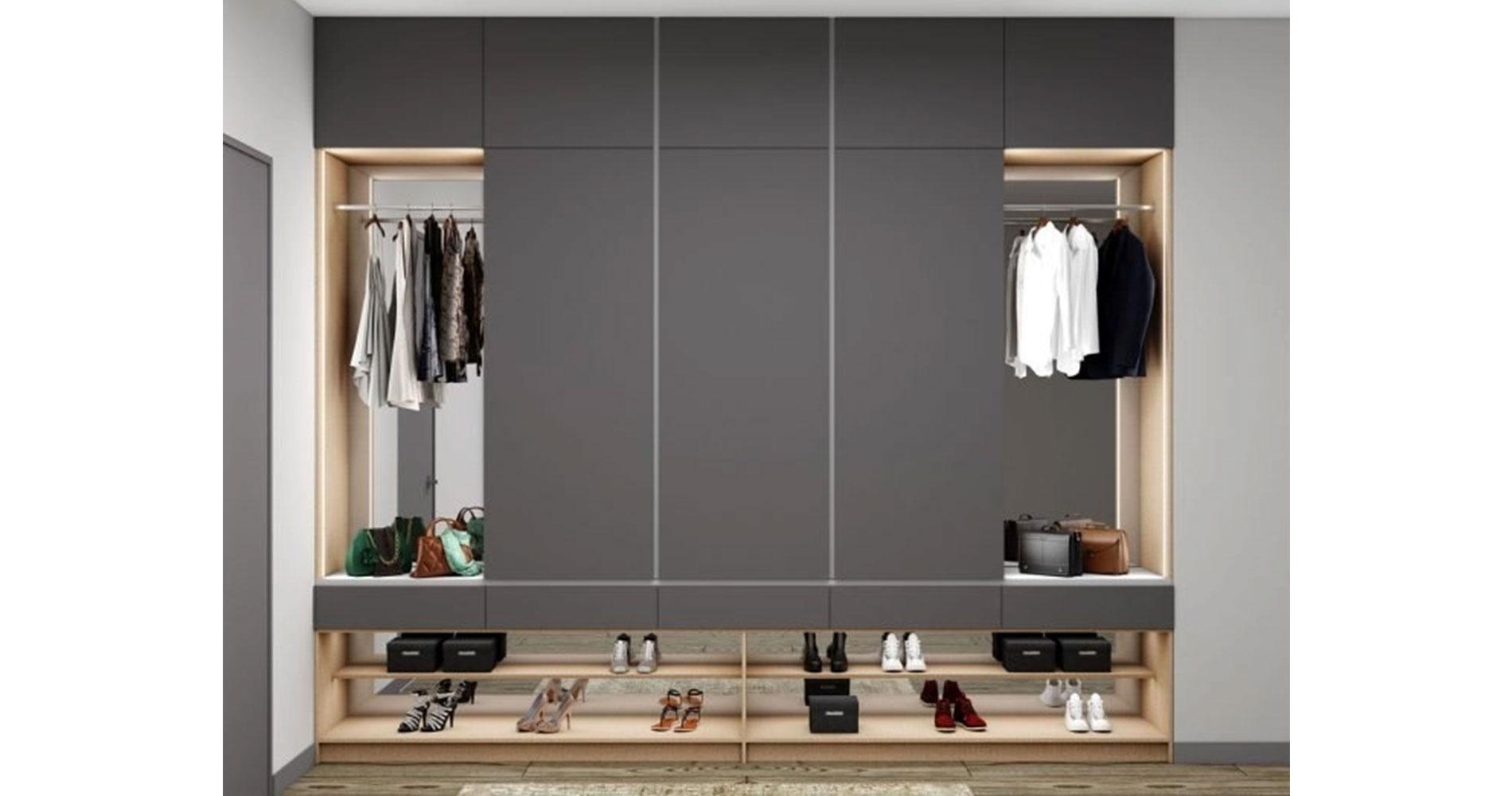 Mirrored Wardrobe Designs