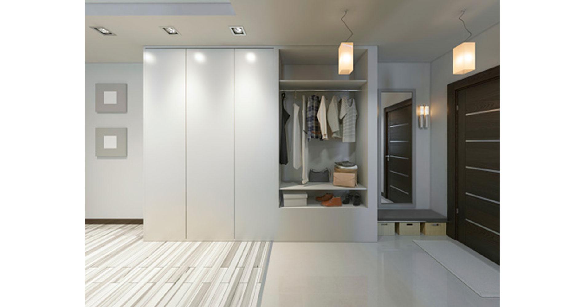 Sliding Door Wardrobe