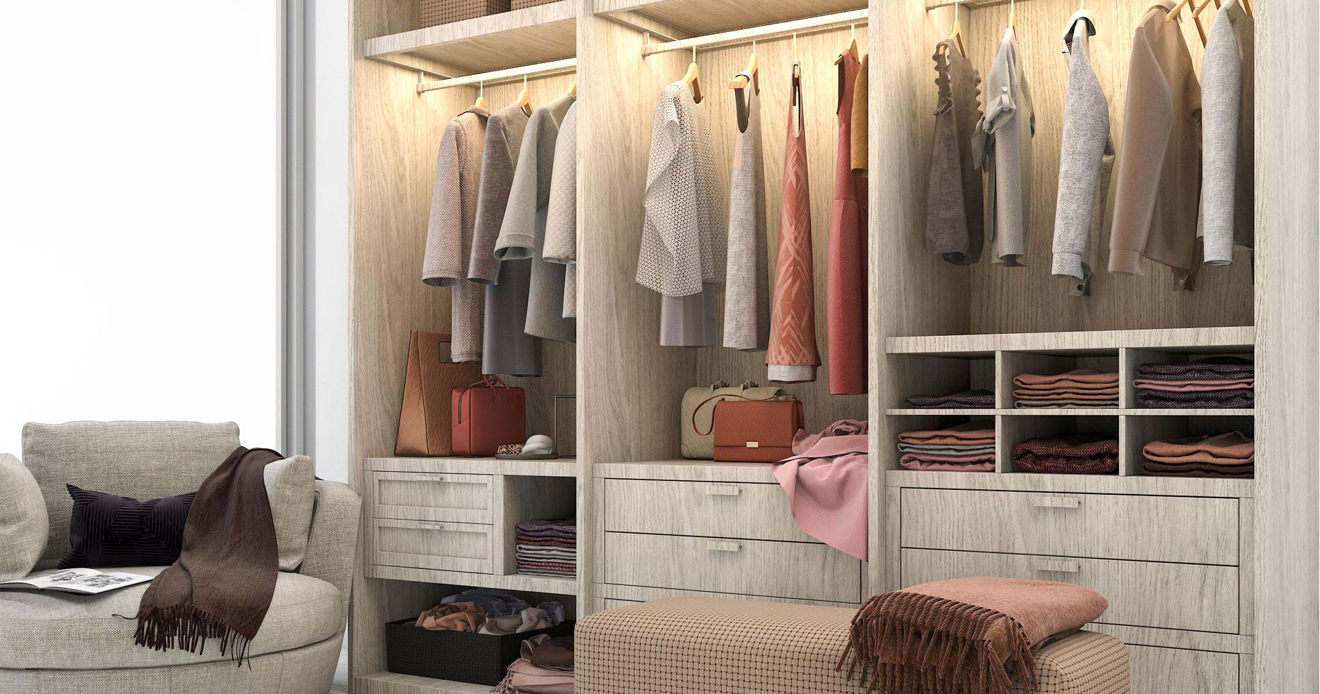 Modern Bespoke Wardrobes