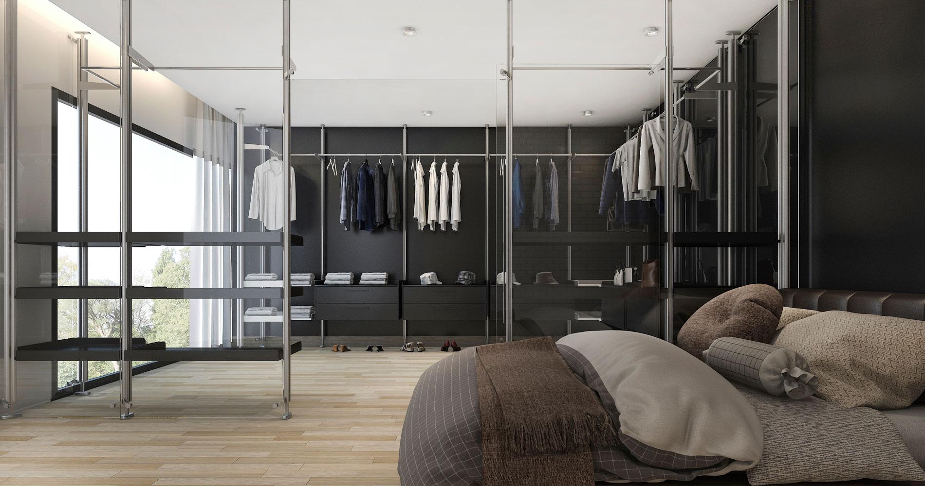 Modern Bespoke Wardrobes Designs