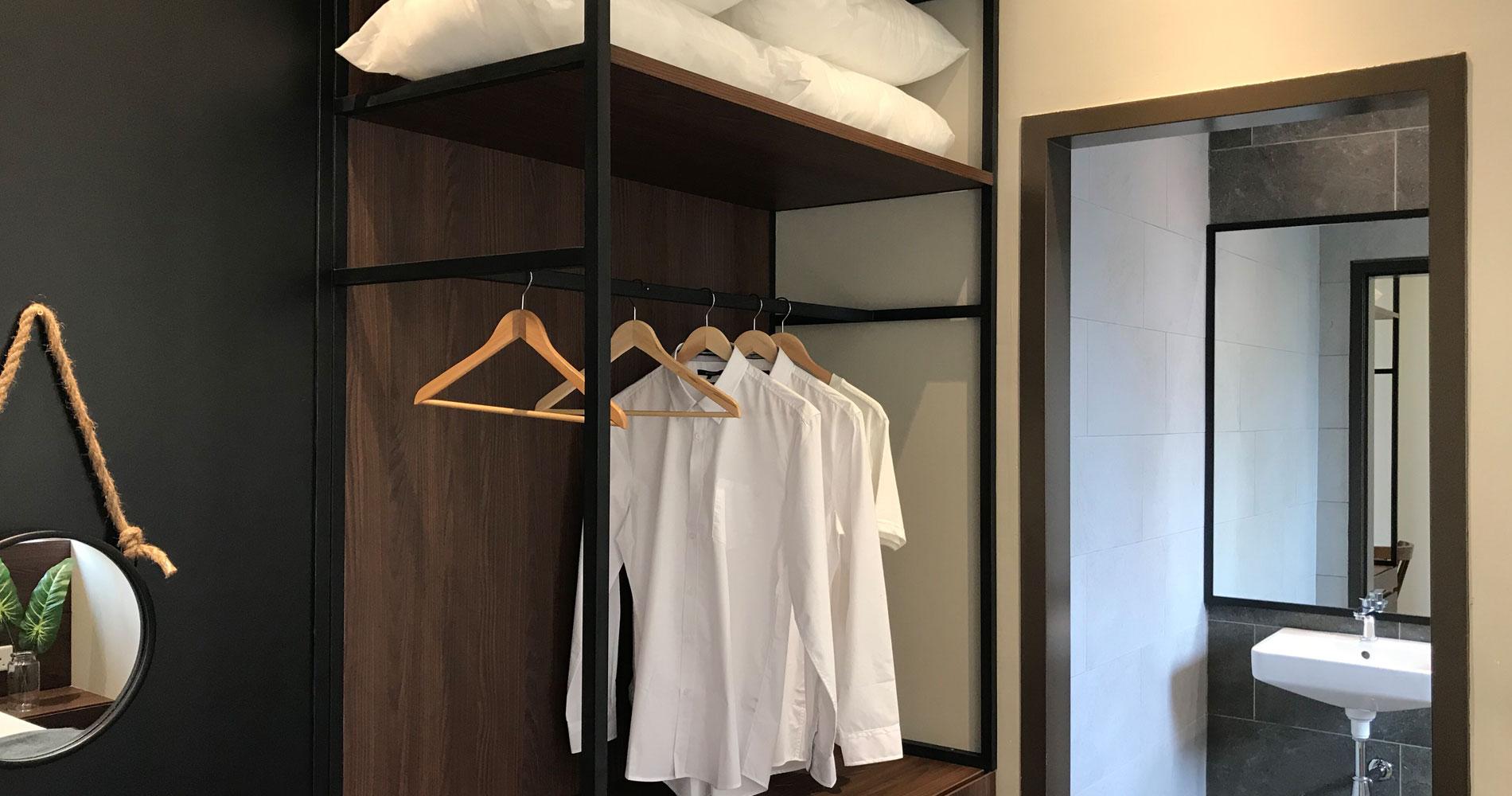 Black Wardrobe Designs