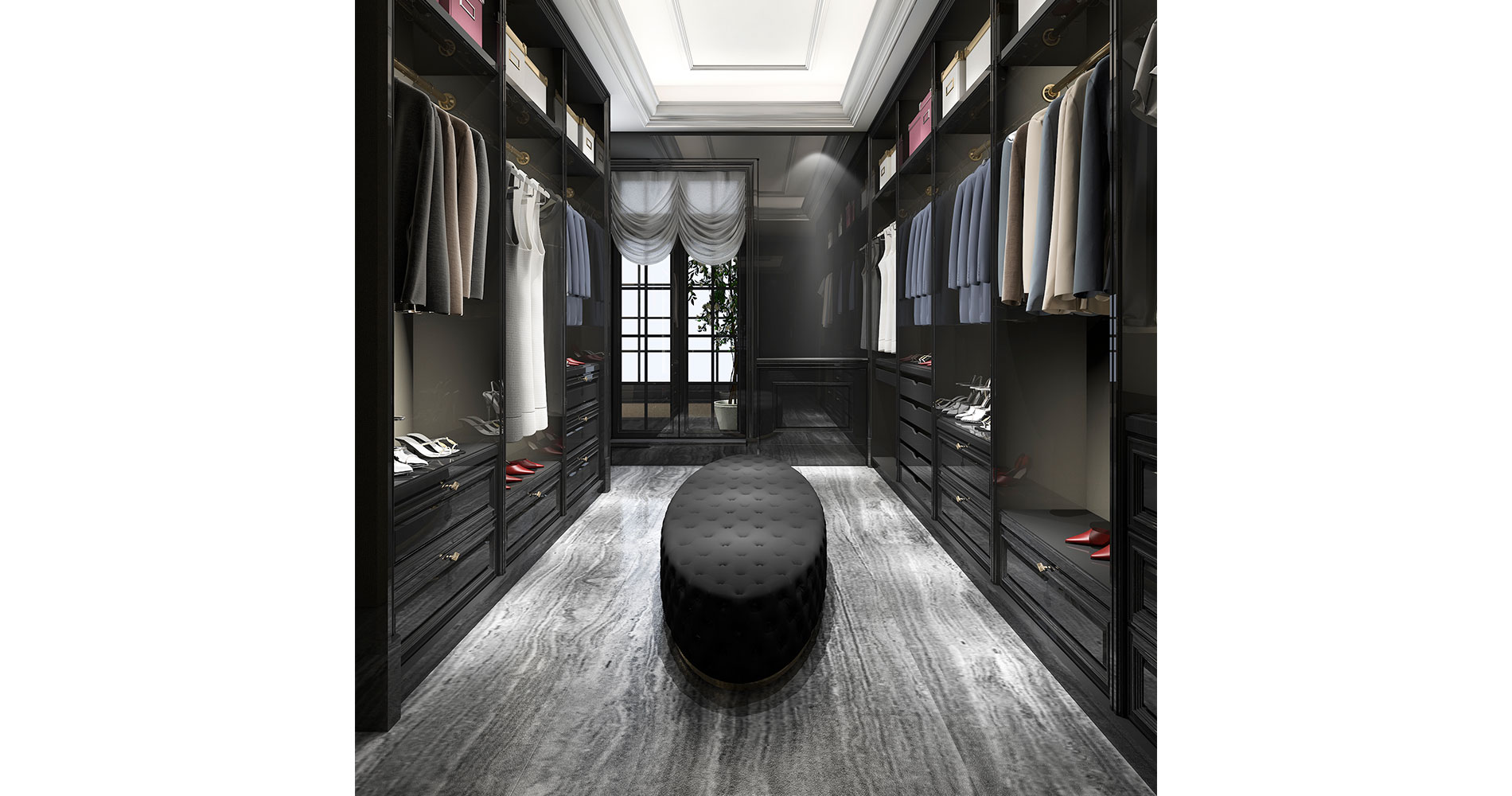 Wardrobes With Drawers