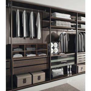 open wardrobe design