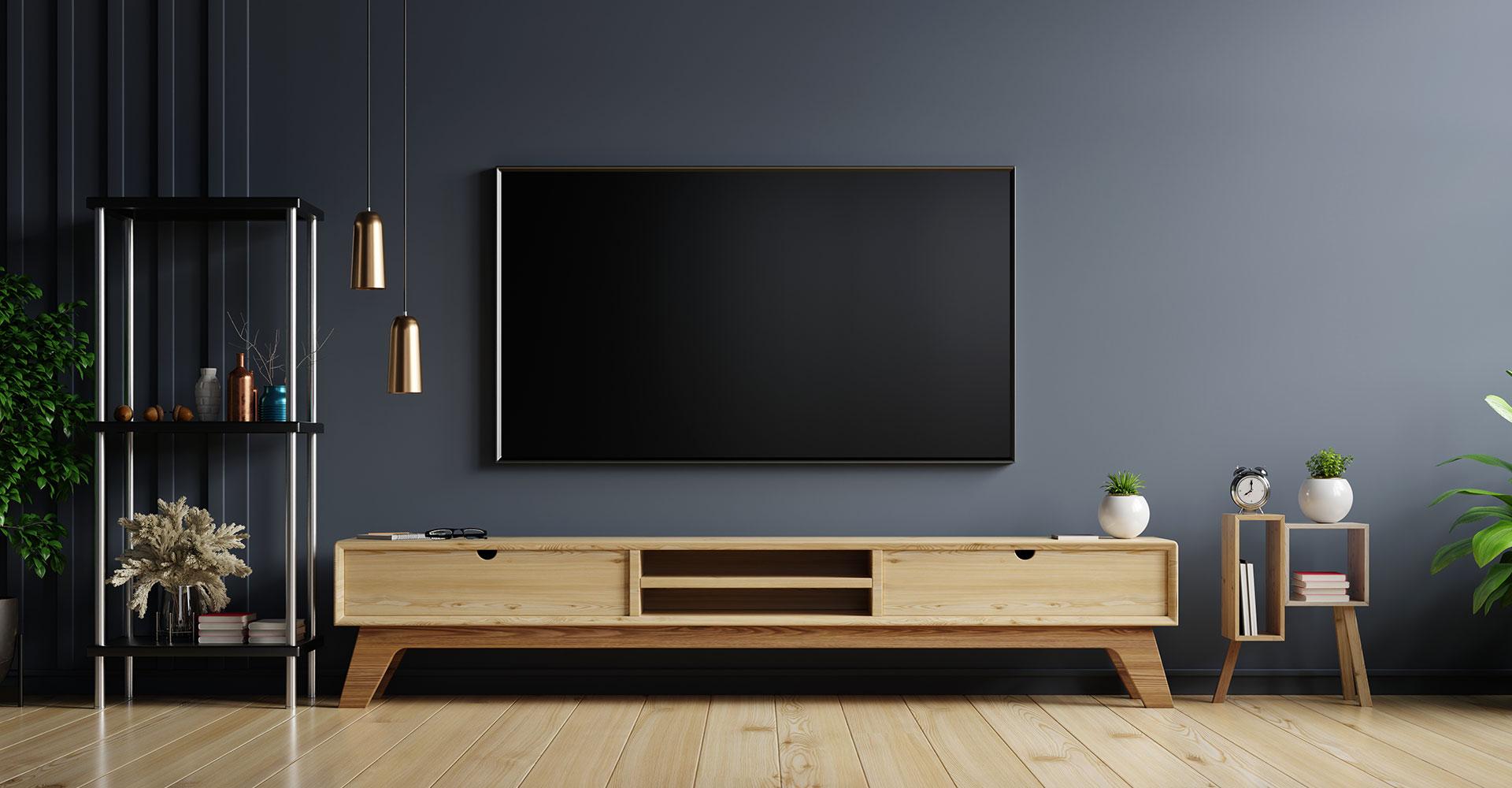 Modern House Requires Modern Furniture: Best Media Unit