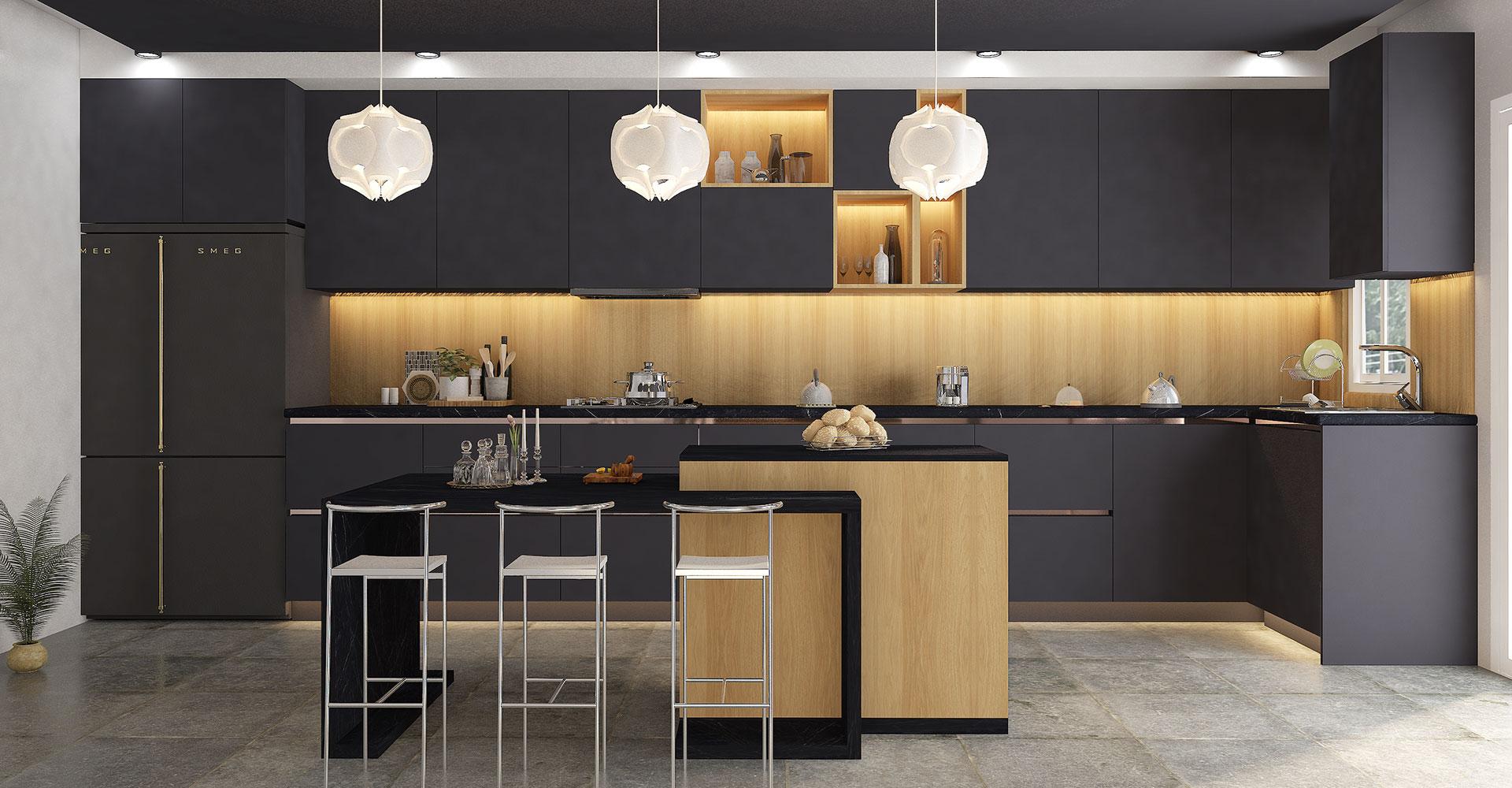 Top 13 Luxurious Kitchen Designs of 2021